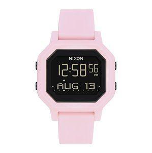 Nixon Digitální hodinky 'Siren'  růžová