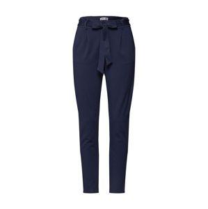 MOSS COPENHAGEN Kalhoty se sklady v pase 'Popye'  modrá