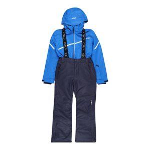 CMP Sportovní oblečení  královská modrá / noční modrá / bílá