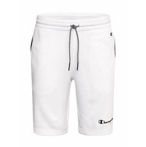 Champion Authentic Athletic Apparel Kalhoty  offwhite / černá