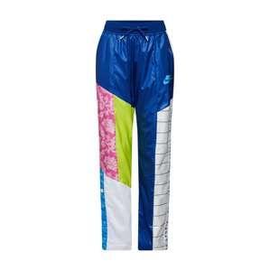 Nike Sportswear Kalhoty  modrá / mix barev / bílá